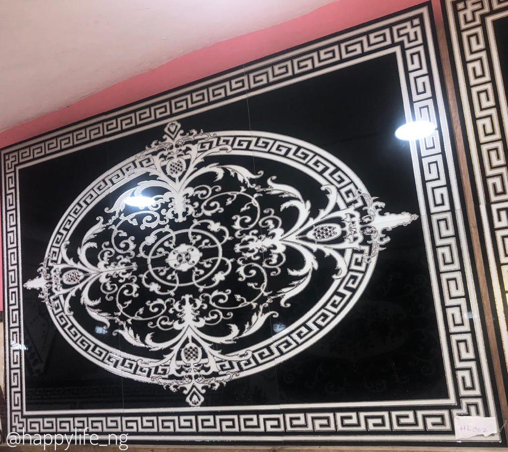 Original Tiles Decor For Senter Parlour | Building Materials for sale in Lagos State, Orile