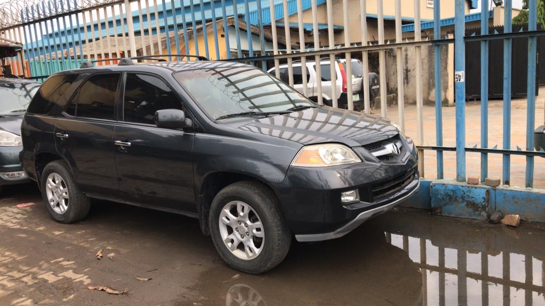 Acura MDX 2006 Gray | Cars for sale in Lagos State, Ikotun/Igando