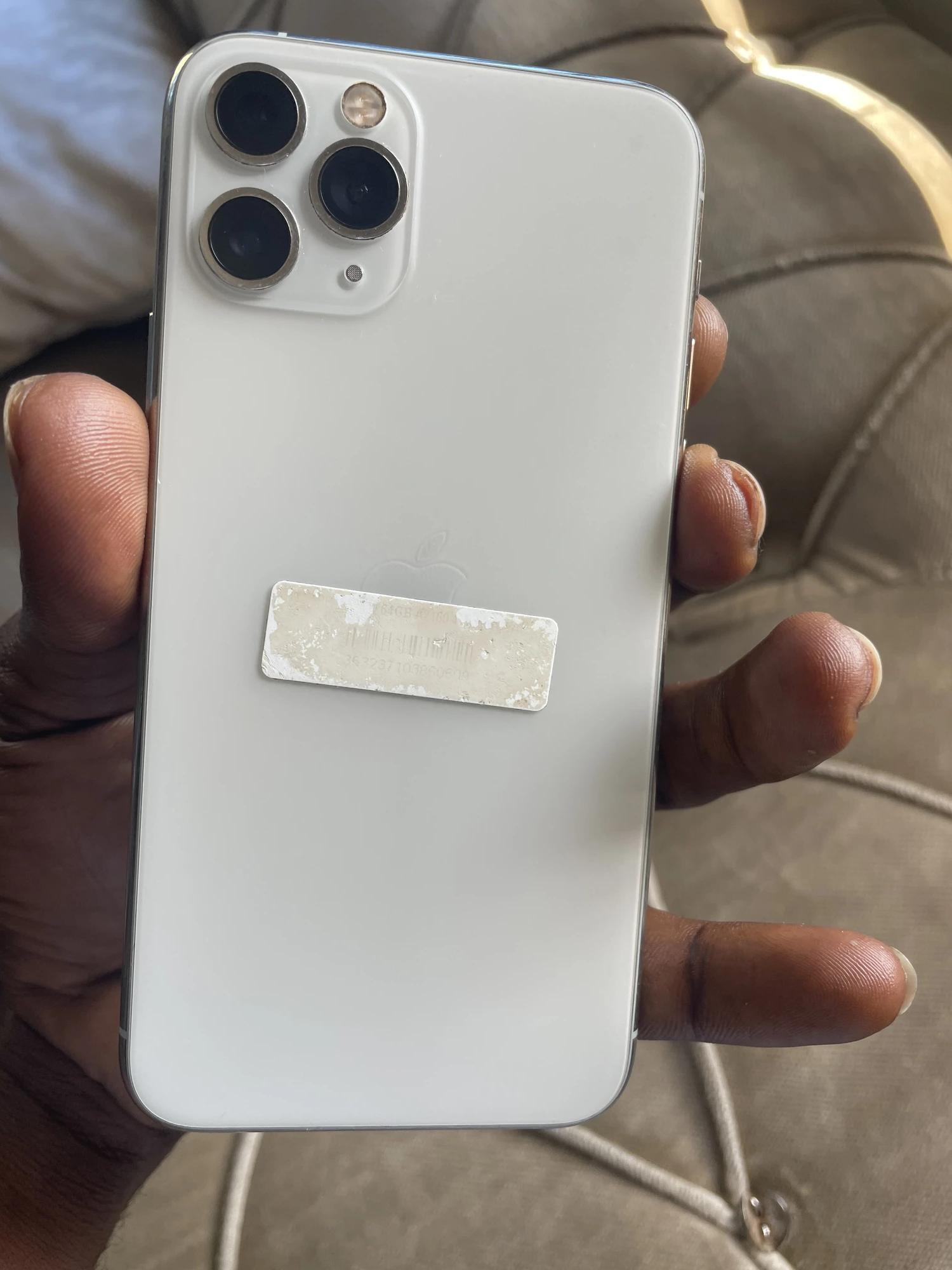 Apple iPhone 11 Pro 64 GB White | Mobile Phones for sale in Lagos State, Ojodu