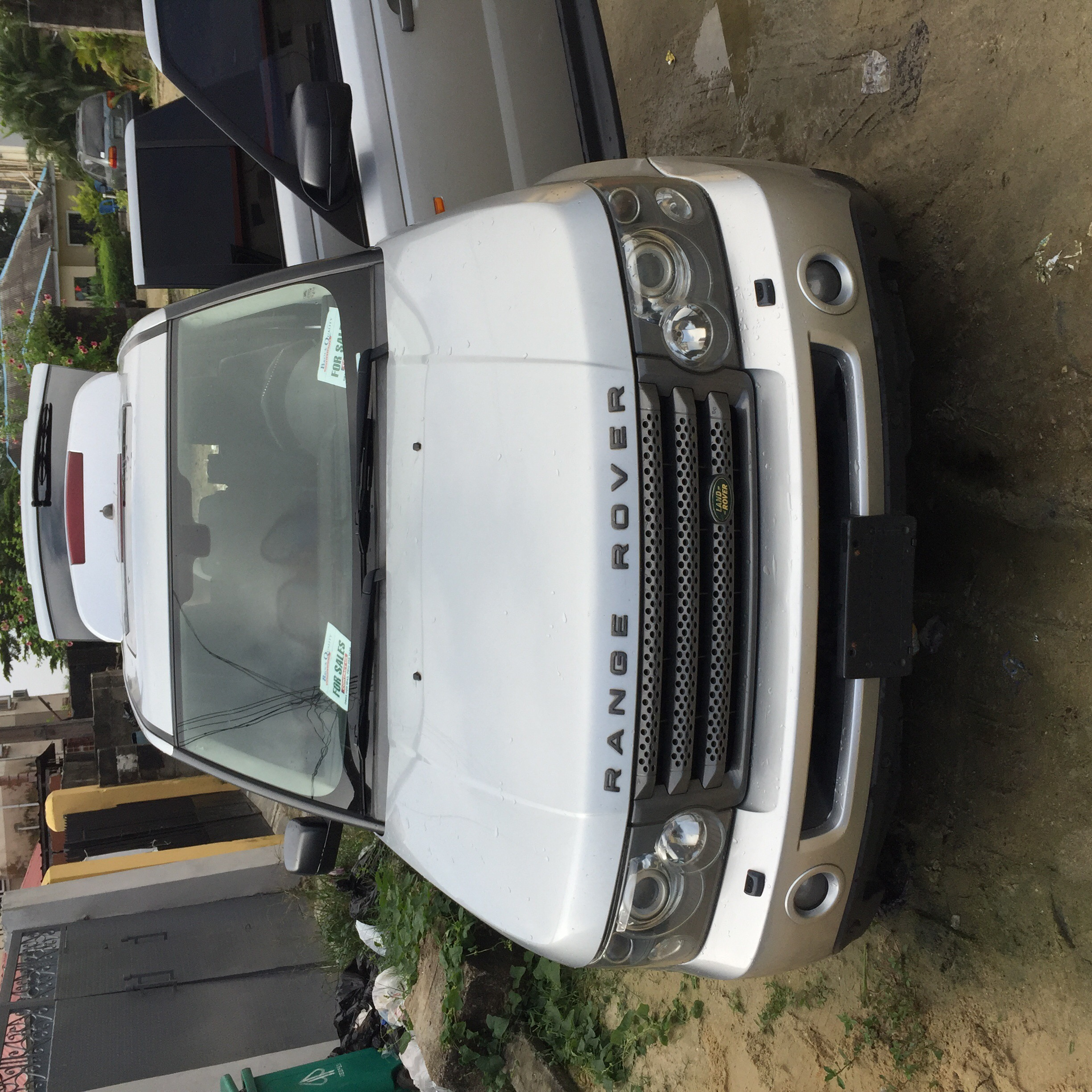 Land Rover Range Rover Sport 2006 HSE 4x4 (4.4L 8cyl 6A) Silver | Cars for sale in Lagos State, Ajah