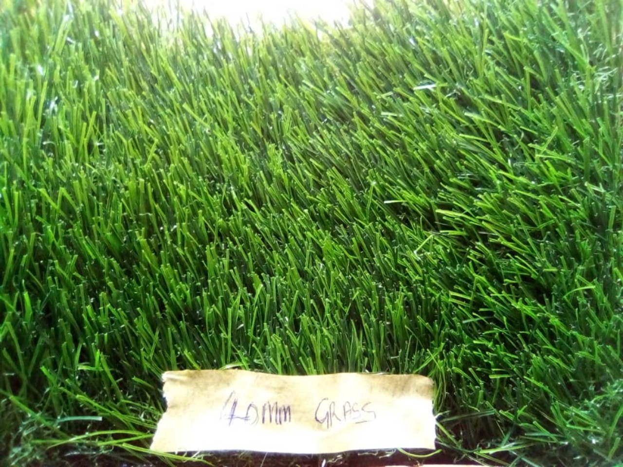 Artificial 40mm Green Grass | Garden for sale in Lagos State, Alimosho