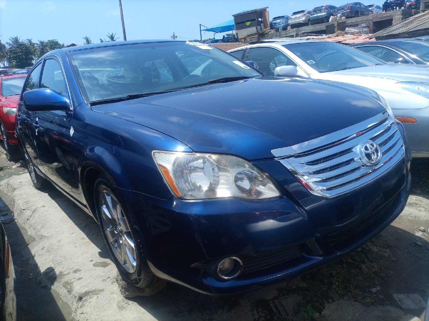 Toyota Avalon 2007 XLS Blue   Cars for sale in Lagos State, Apapa