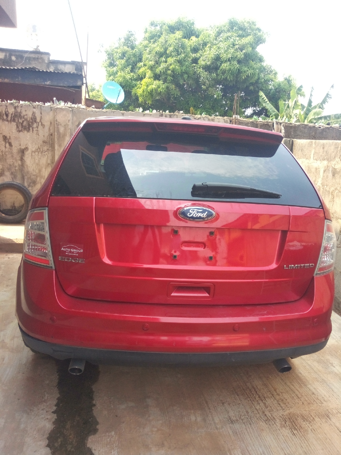 Ford Edge 2010 Red | Cars for sale in Oyo State, Ibadan