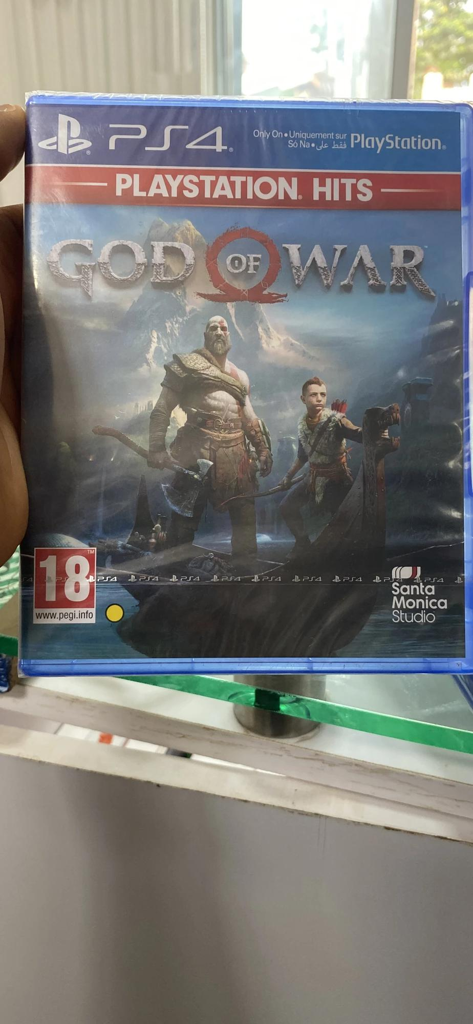 PS4 God Of War Game | Video Games for sale in Oyo State, Ibadan