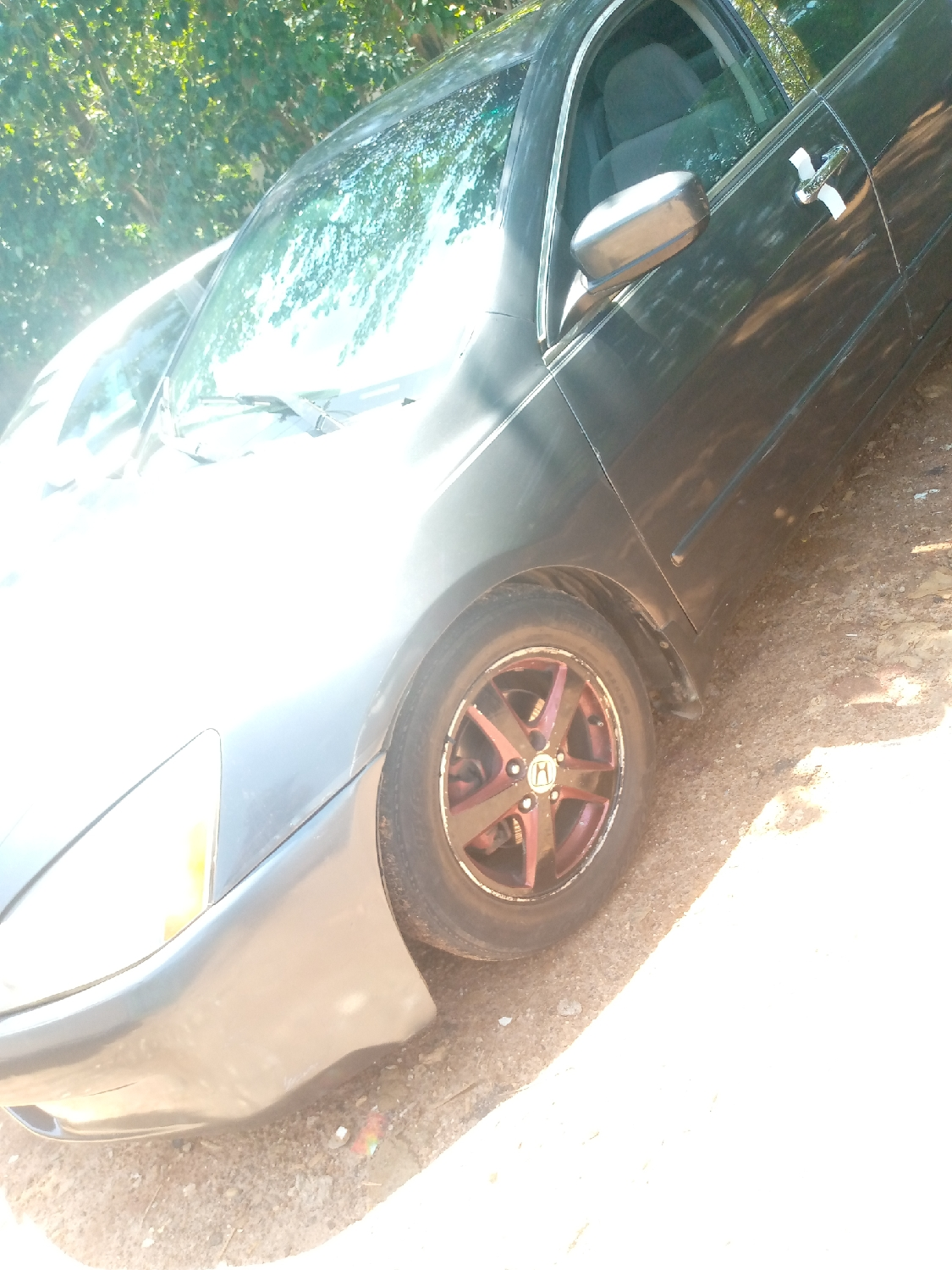 Honda Accord 2005 Coupe EX Automatic Gray   Cars for sale in Abuja (FCT) State, Gudu