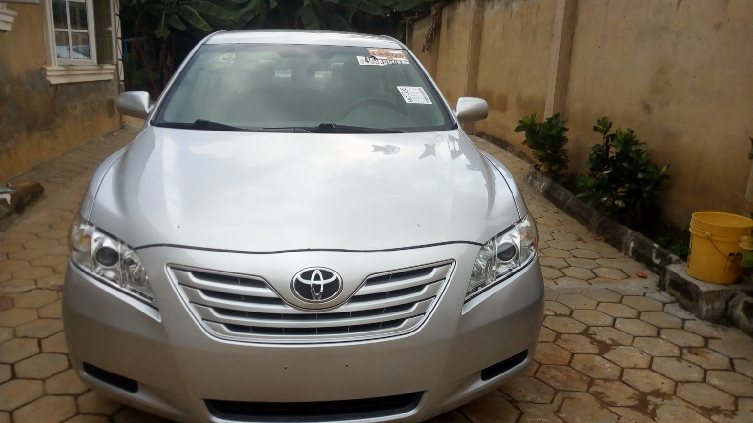 Toyota Camry 2008 2.4 LE Silver | Cars for sale in Osun State, Ife