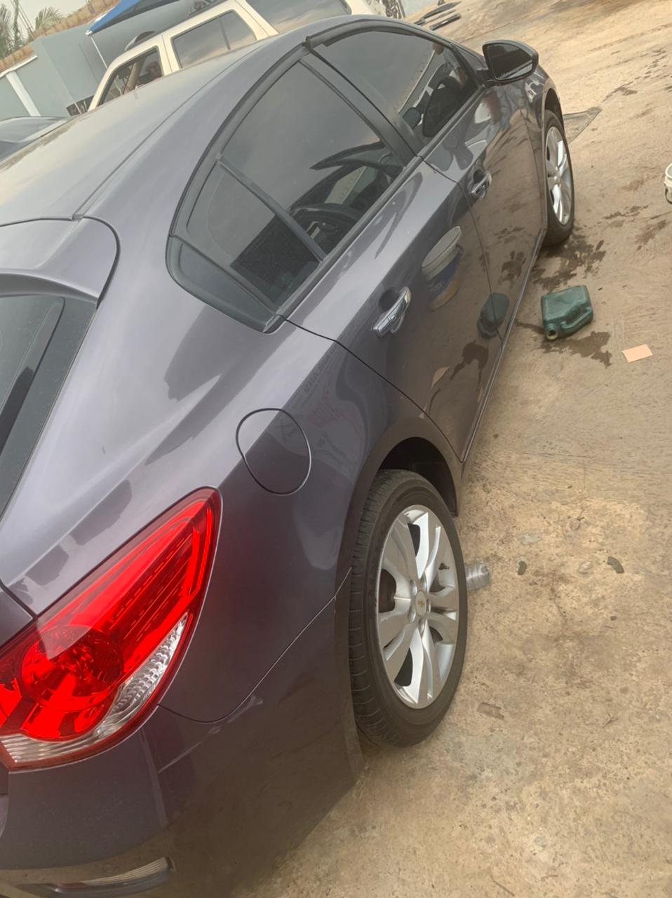 Chevrolet Cruze 2013 1LT Auto Gray | Cars for sale in Oyo State, Ibadan