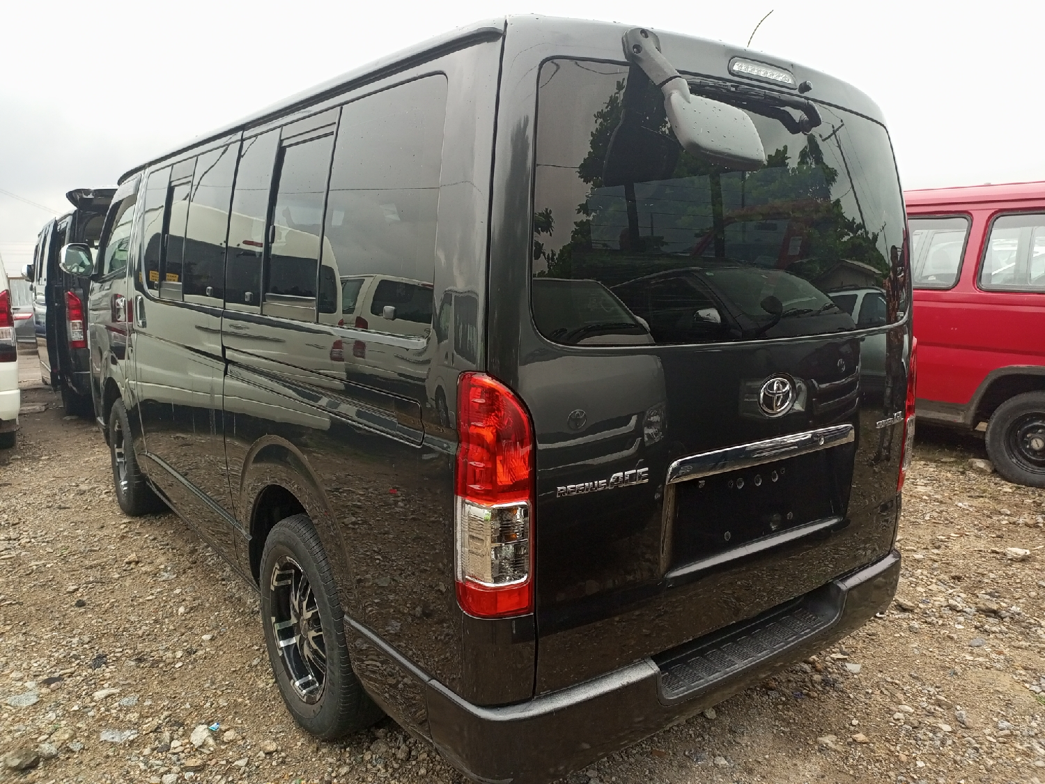 Hiace Hummer1 2010   Buses & Microbuses for sale in Lagos State, Apapa