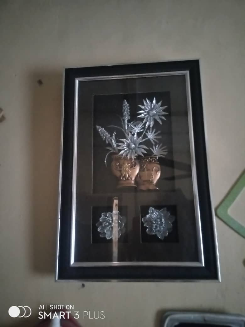 Wall Frame Decoration Vase | Home Accessories for sale in Lagos State, Ajah